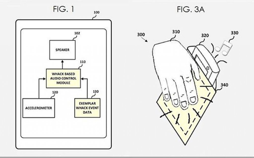 Microsoft Patent: Whack Your Phone to Shut it Up