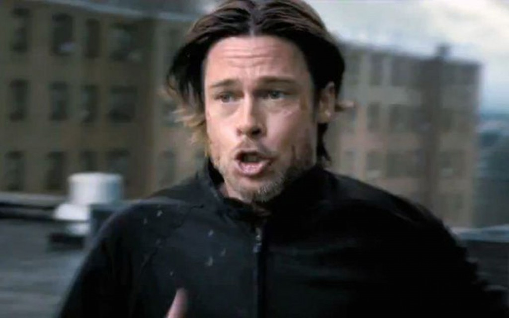 'World War Z' Trailer Has Zombies, Explosions and Brad Pitt