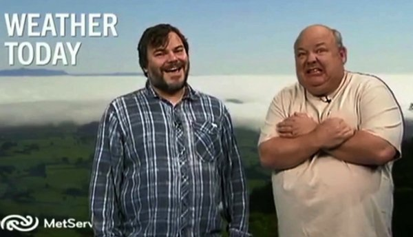 Best Weather Forecast Bloopers of 2013 (Video)