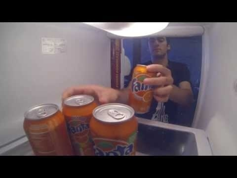 How To Stock Your Fridge With Soda, Like A Mildly Interesting Boss