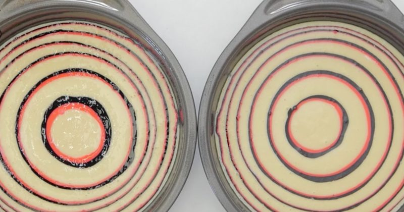 Here's A Simple Trick That You Can Use To Make The World's Coolest Cake