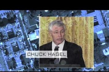 Anti-Hagel Group Targets Democratic Senators