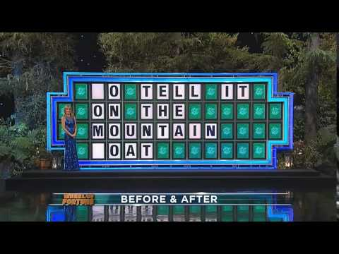 """Fail of the Day: How Hard Could it Really be to Screw Up This """"Wheel of Fortune"""" Answer?"""