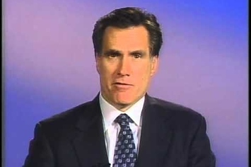 Mitt Romney Said 9/11 Gave The 2002 Olympics Deeper Meaning