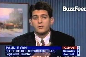Paul Ryan Has Been Calling For Refoming Entitlements Since 1995