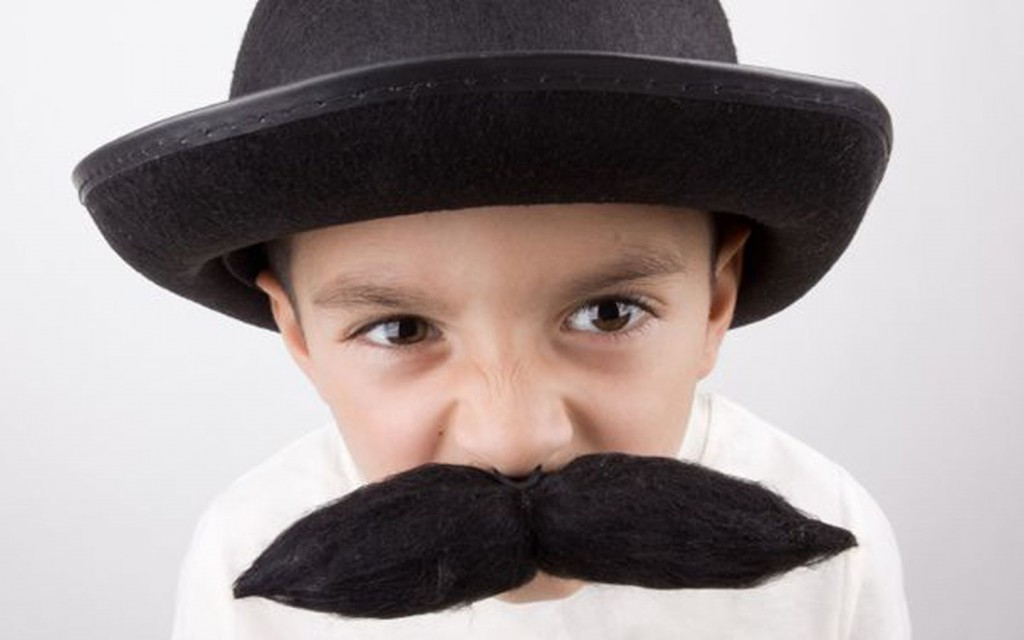 Movember Doesn't Make You Creepy, Being Creepy Does