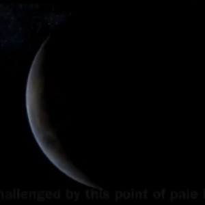 This Pale Blue Dot Has Never Sounded So Cool