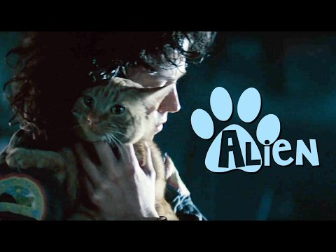 Alien Trailer Recut With Cats Proves Everything's Better With CATS