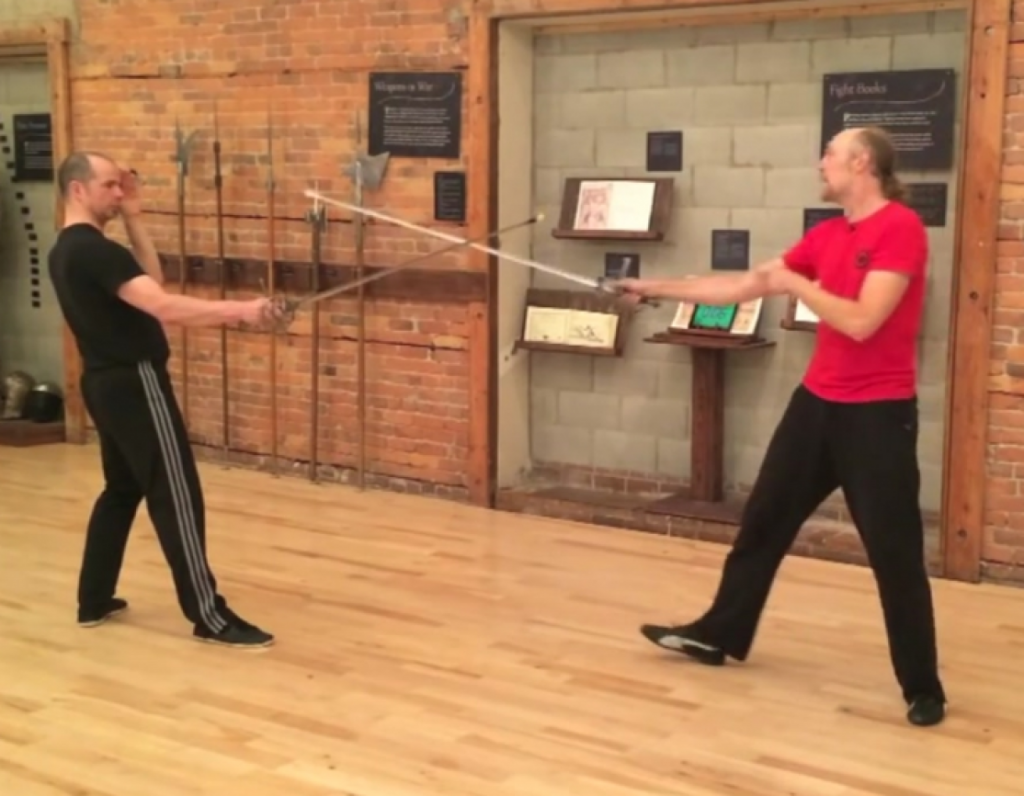 Everything you ever wanted to know about fencing in 2 minutes