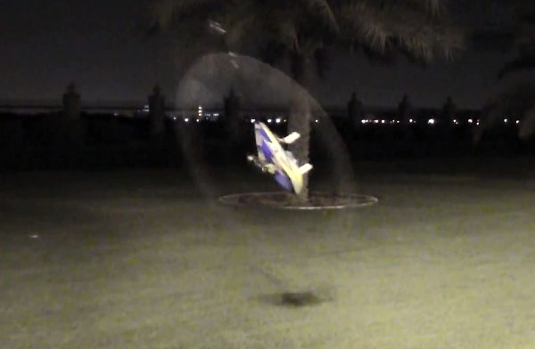 Insane RC Heli Skills (Video)
