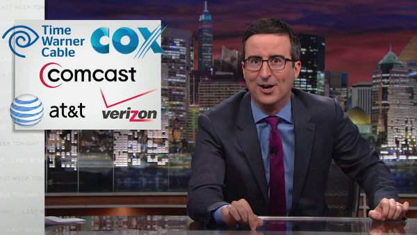 Net Neutrality on John Oliver's Last Week Tonight (Video)
