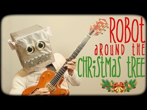 Good News! Looks Like Robots Will Still Celebrate Christmas After Killing All Humans