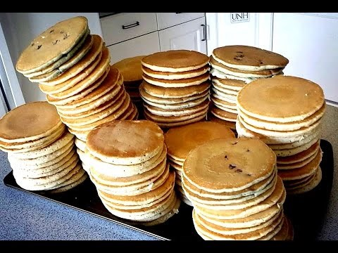 Your Brunch Order Has Nothing on This New Pancake Eating World Record