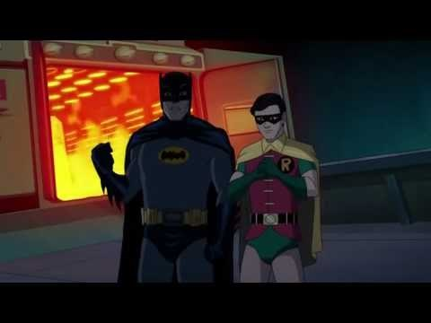 The Batman Cast of the 1960s to Reunite for Animated Adventure