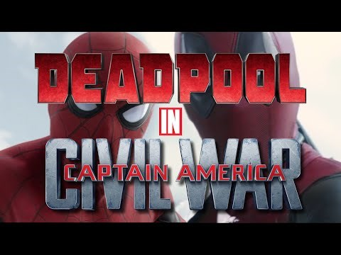 This Fan Video Cleverly Adds Deadpool to Captain America: Civil War, and It's Perfect