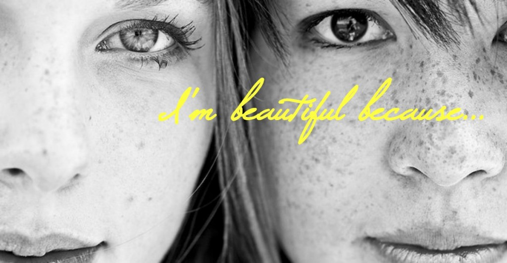 The Media Tells People There's Only 1 Way To Be Beautiful. These 2 Teenage Girls Aren't Buying It.
