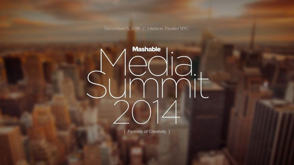 Get 25% off your Media Summit ticket today only for Small Business Saturday