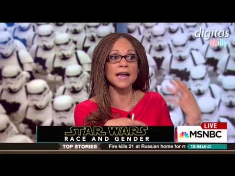 This Lady Thinks Star Wars is Racist Because of Darth Vader