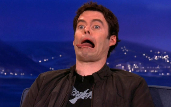 Conan: Bill Hader's Star Wars Impressions (Video)