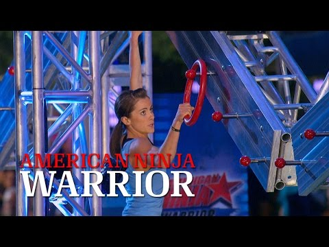 Competitor of the Day: Kacy Catanzaro Becomes the First Female to Advance to the American Ninja Warrior Finals