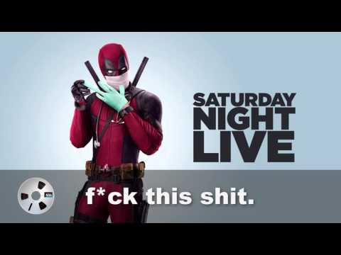 Deadpool Takes a Page out of Kanye's Book to Explain Why He Won't Be Hosting SNL