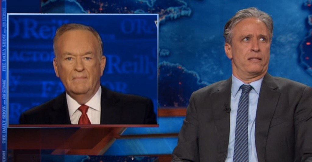 This Might Be Jon Stewart's Best Rant Ever. Because Ferguson.