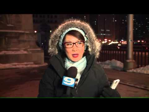 WGN Reporter Nancy Loo Dishes Out a Snappy Weather Report With an Extra Heaping of Sass