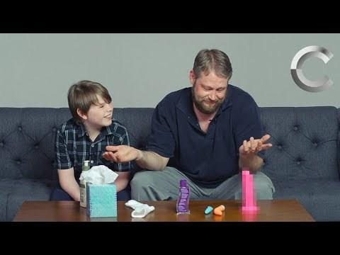 Parents Explaining Masturbation Is Stuffed to the Brim With Cringe
