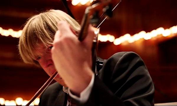 Danish Orchestra Performs after Eating the World's Hottest Chili Peppers (Video)