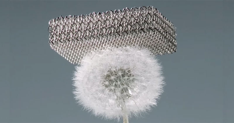 The Lightest Metal Ever