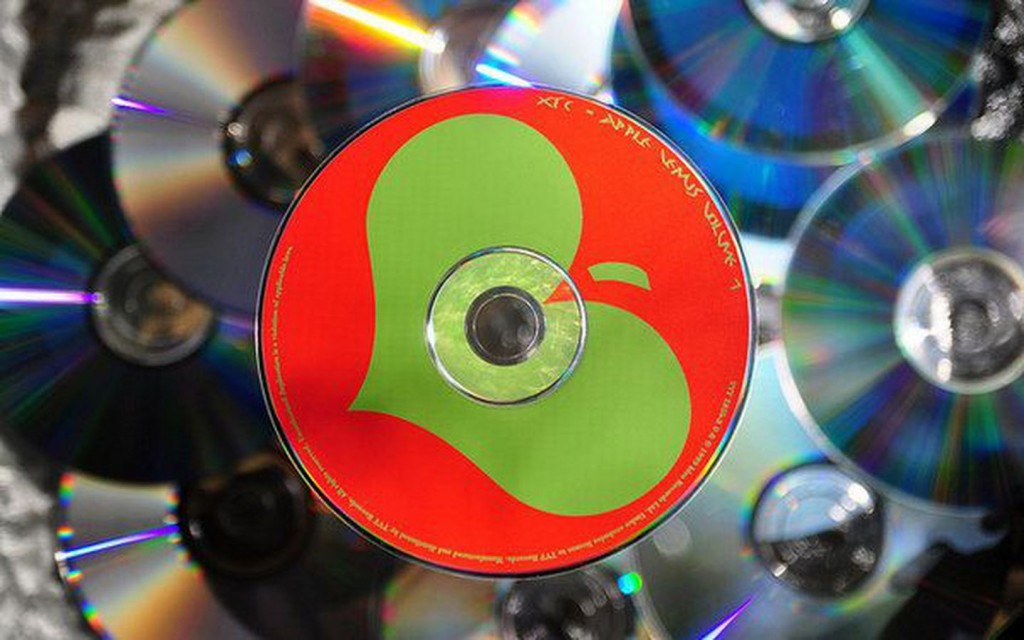 Music Monday: Our First CDs