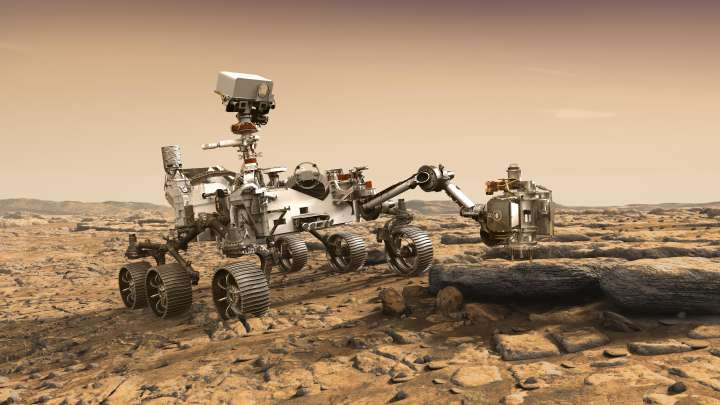 NASA's Next Rover Will Hunt For Life On Mars Like Never Before
