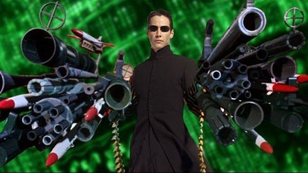 Mom Retells The Matrix (Video)
