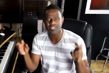 """Brian McKnight Returns With A Song Called """"How Your Pussy Works"""""""