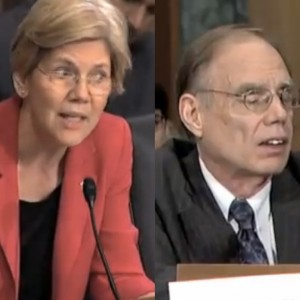 Sigh. Elizabeth Warren Embarrasses Some Bank Regulators To Their Faces. Again.