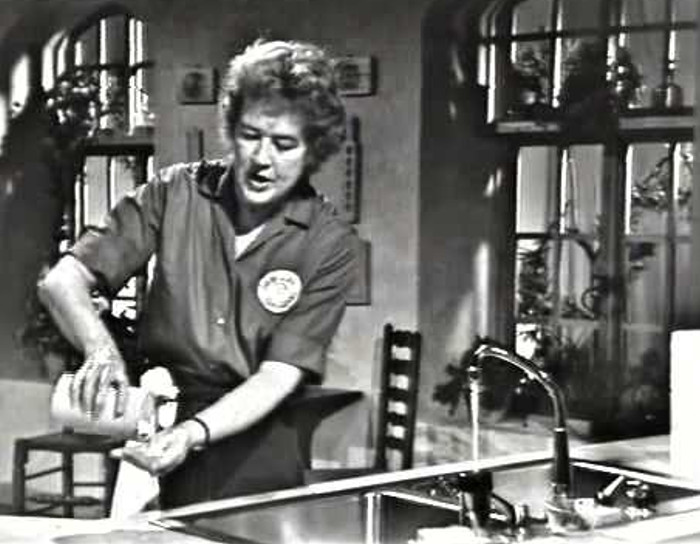 Julia Child teaches you how to make French Onion Soup.