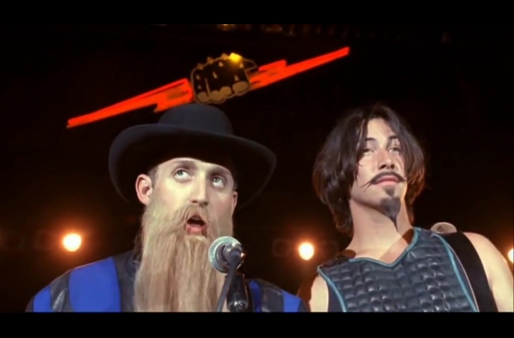 Bill And TED Talk