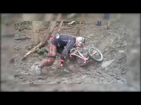 Sometimes You FAIL More on Two Wheels than Four