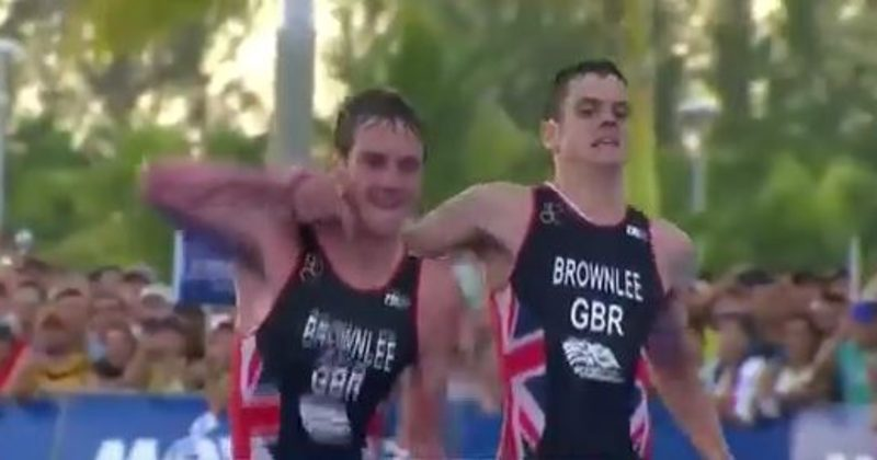 This Olympian Helped His Brother Finish A Race Rather Than Take The Win For Himself