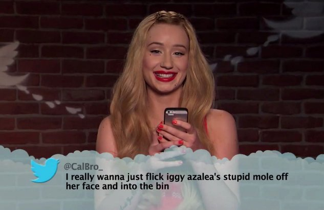 Mean Tweets – Music Edition #2 (Video)
