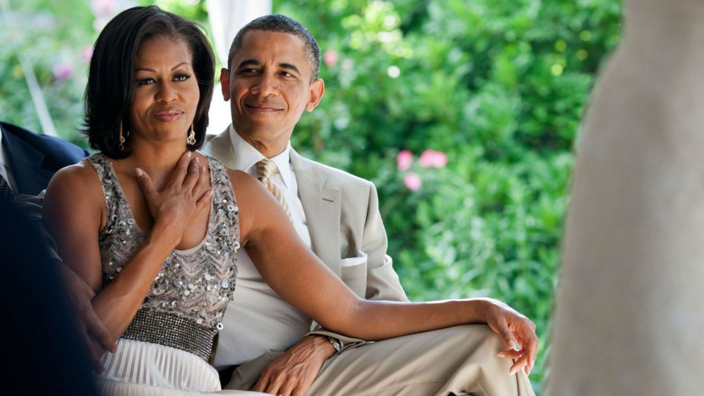 For Obama, Valentine's Day Is in the Bag