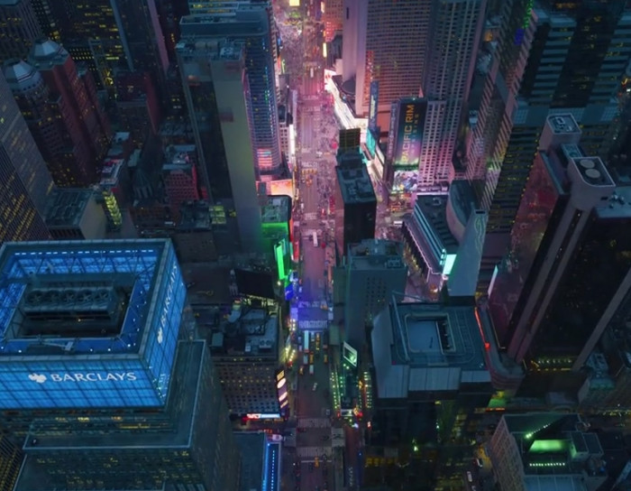 This flyover of New York City filmed in 12K is spectacular.